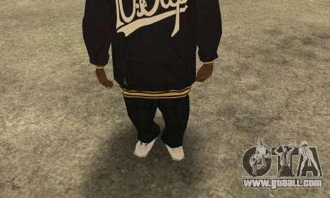 Groove Skin for GTA San Andreas second screenshot