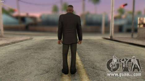 Luis Lopez Skin v2 for GTA San Andreas second screenshot