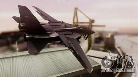 Grumman F-14D Super Tomcat for GTA San Andreas left view