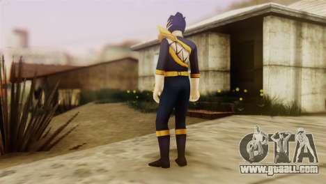 Power Rangers Skin 4 for GTA San Andreas second screenshot