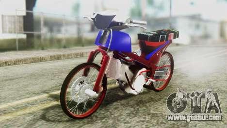Dream 110 cc of Thailand for GTA San Andreas