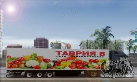 Krone Tavria for GTA San Andreas