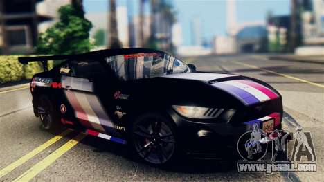 Ford Mustang GT 2015 Stock Tunable v1.0 for GTA San Andreas