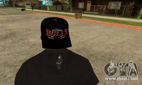 Groove Skin for GTA San Andreas fifth screenshot