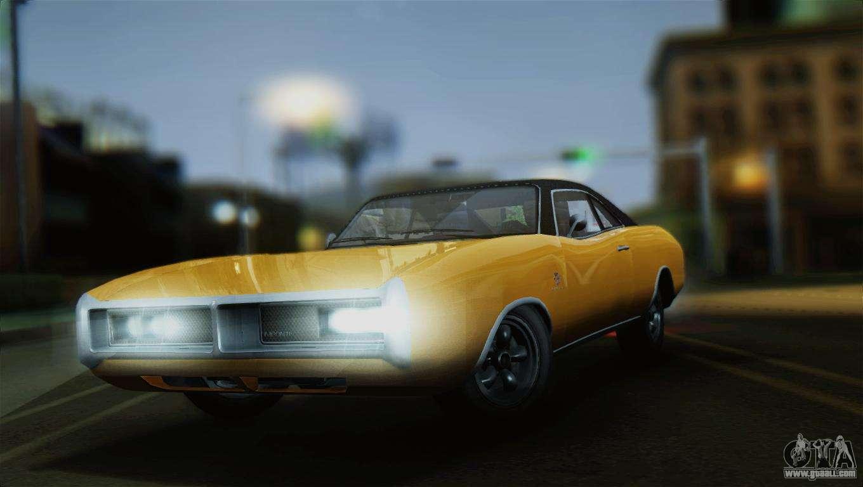 GTA 5 Imponte Dukes For San Andreas