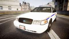 Ford Crown Victoria RCMP Campbellton [ELS] for GTA 4