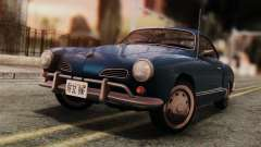 Volkswagen Karmann-Ghia Coupe (Typ 14) 1955 IVF for GTA San Andreas