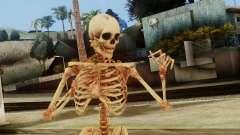 Skeleton Skin v1