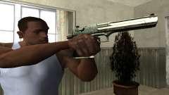 Сool Light Deagle for GTA San Andreas