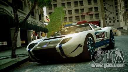 Bullet Police Car for GTA 4