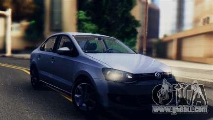 Volkswagen Polo for GTA San Andreas