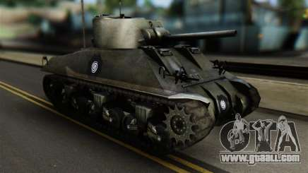 M4 Sherman Gawai Special 2 for GTA San Andreas