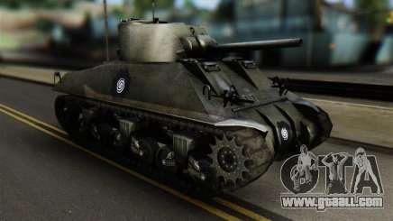 M4 Sherman Gawai Special 2 for GTA San Andreas