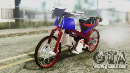 Dream 110 cc of Thailand for GTA San Andreas