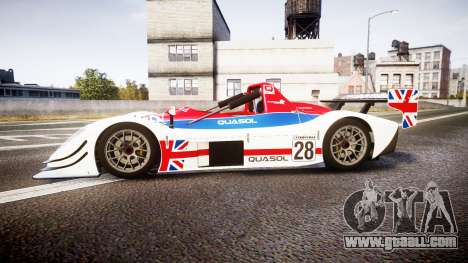 Radical SR8 RX 2011 [28] for GTA 4 left view