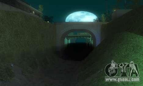 ENB & Colormod v 1.0 for GTA San Andreas fifth screenshot