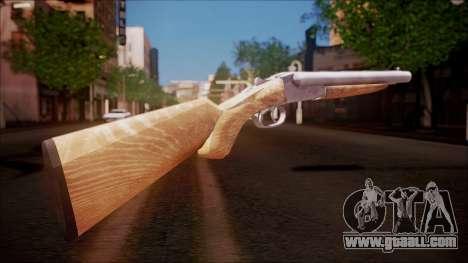 DobleGun from Battlefield Hardline for GTA San Andreas second screenshot