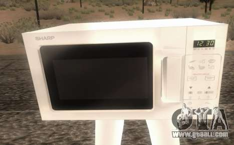 Microwave from Goat MMO for GTA San Andreas second screenshot