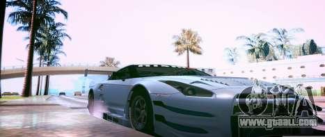 Brandals ENB v2 for GTA San Andreas fifth screenshot