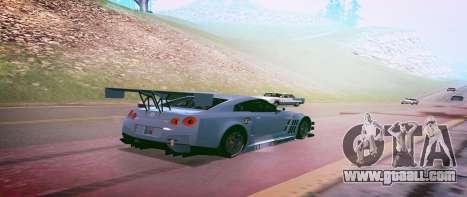Brandals ENB v2 for GTA San Andreas forth screenshot