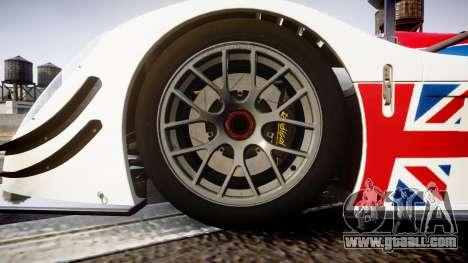 Radical SR8 RX 2011 [28] for GTA 4 back view