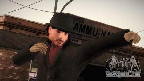 Sherlock Holmes v1 for GTA San Andreas