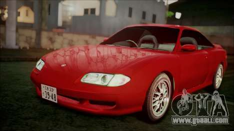 Mazda MX-6 (GE5S) for GTA San Andreas