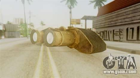 Red Dead Redemption Binocular for GTA San Andreas second screenshot