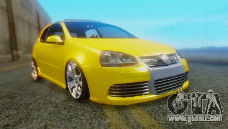 Volkswagen Golf R32 AirQuick for GTA San Andreas