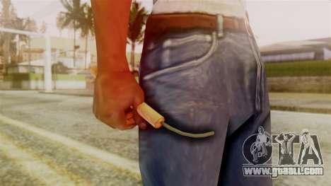 Red Dead Redemption TNT Diego Assasin for GTA San Andreas third screenshot
