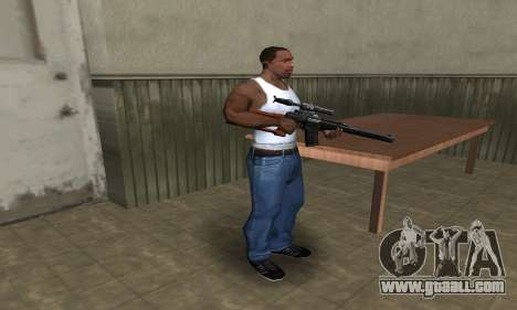 Old Sniper for GTA San Andreas third screenshot