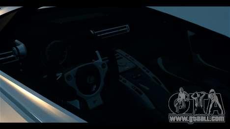 Lexus LF-A 2010 EPM for GTA 4 back view
