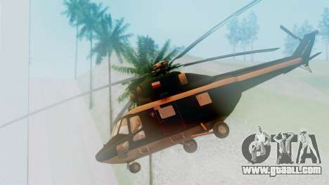 PZL W-3A Sokol for GTA San Andreas