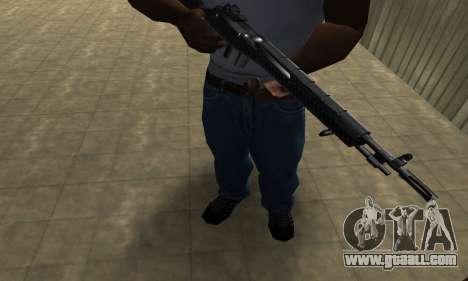 Modern Black Rifle for GTA San Andreas