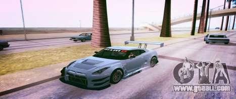 Brandals ENB v2 for GTA San Andreas second screenshot