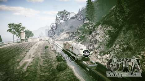 GTA 5 Engineer railway v3.1 fifth screenshot