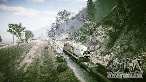 Engineer railway v3.1 for GTA 5