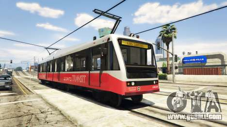 GTA 5 Engineer railway v3.1 sixth screenshot