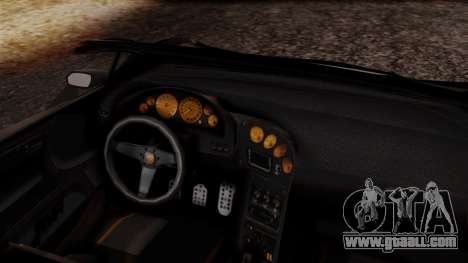 Pegassi Zentorno Cabrio v2 for GTA San Andreas right view