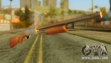 Ithaca 37 for GTA San Andreas