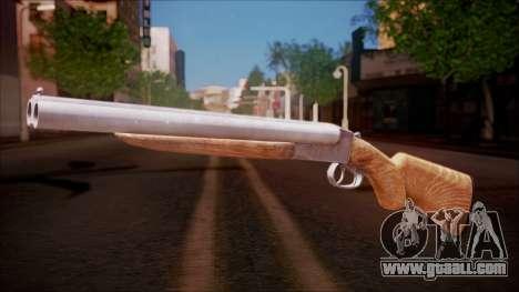 DobleGun from Battlefield Hardline for GTA San Andreas