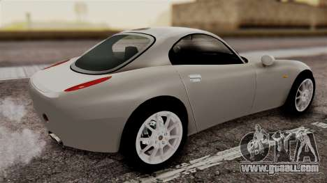 Alfa Romeo Nuvola for GTA San Andreas left view