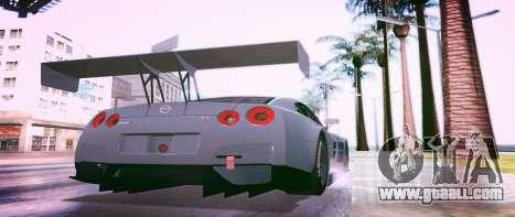 Brandals ENB v2 for GTA San Andreas third screenshot