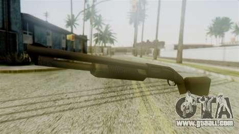 New Chromegun for GTA San Andreas