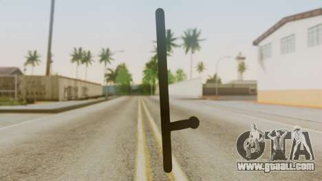 Police Baton from Silent Hill Downpour v1 for GTA San Andreas second screenshot