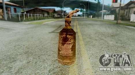 Red Dead Redemption Molotov for GTA San Andreas