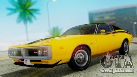 Dodge Charger Super Bee 426 Hemi (WS23) 1971 for GTA San Andreas