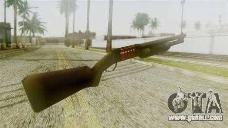 New Chromegun for GTA San Andreas second screenshot