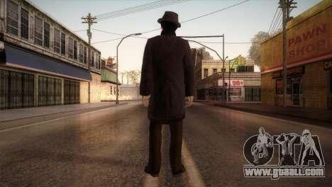 Sherlock Holmes v1 for GTA San Andreas third screenshot