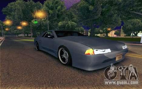 Elegy Explosion v1 for GTA San Andreas